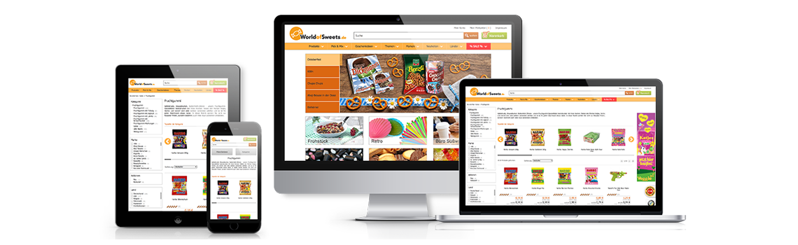 FATCHIP | World of Sweets | E-commerce agency