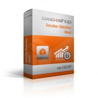 OXID Plugin Betreiber-Statistiken (operator statistics)