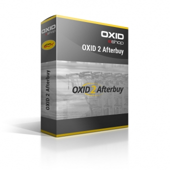 OXID 2 Afterbuy