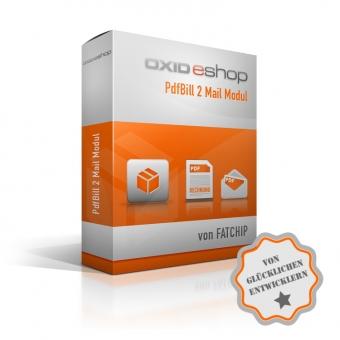 OXID Plugin PdfBill 2 Mail