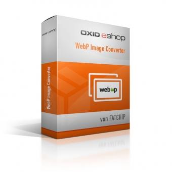 OXID Plugin WebP Bildkonverter